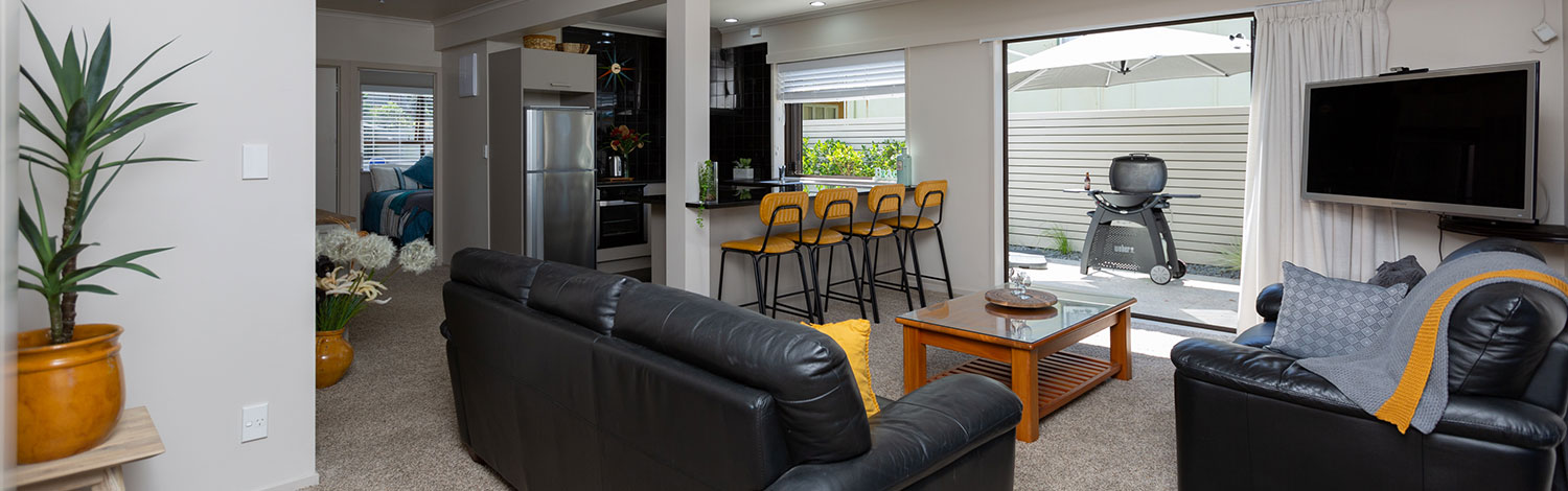 Waihi Beach Accommodation