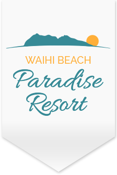 Waihi Beach Paradise Resort